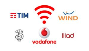 copertura di rete mobile